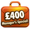 £400 Managers Special!