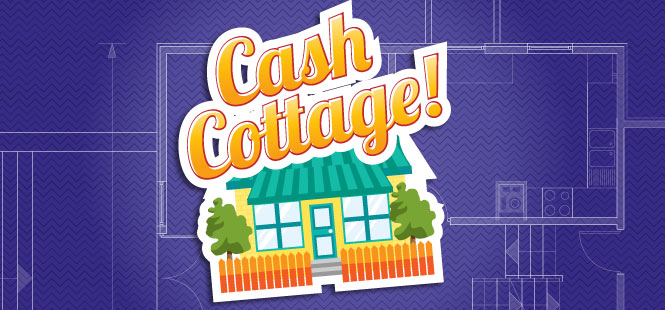 Cash Cottage Sliding Jackpot!