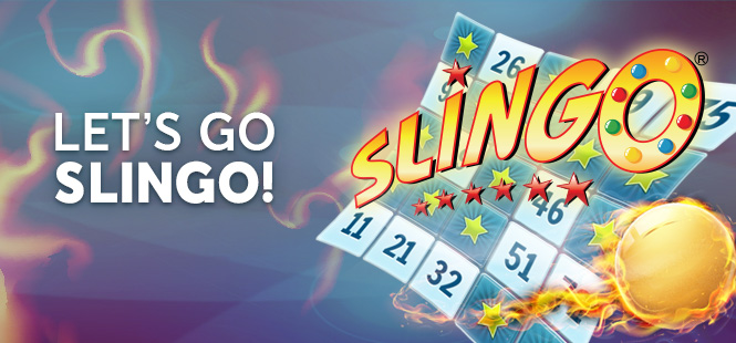 What do you get if you cross Slots & Bingo?