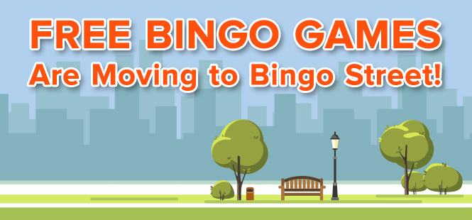 New FREE Bingo Games